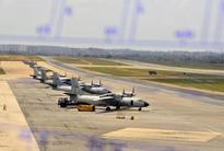 Hunt for IAF jet enters third day