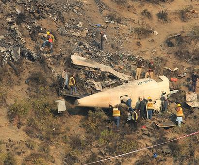 PIA says engine failure led to aircraft crash, probe ordered