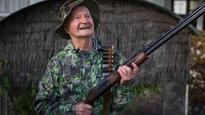 Manawatu hunter prepares for his 74th duckshooting season
