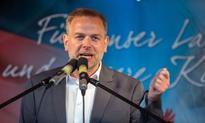 Severe test for Merkel in German poll