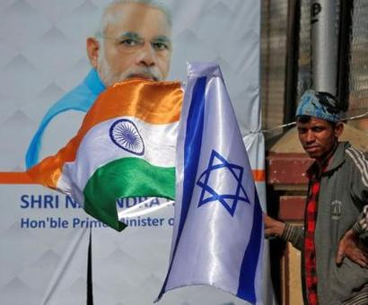 Red carpet welcome awaits Netanyahu in Ahmedabad