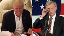 Trump replaces HR McMcmaster with hawk John Bolton as NSA
