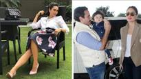 Karisma Kapoor gives sneak peak into preps for Saif Ali Khan & Kareena Kapoor Khan's baby Taimur's first birthday bash