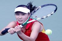 Tennis player Peng Shuai struggling to get fit for Olympics