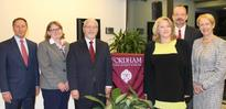 Fordham celebrates 40 years in Westchester