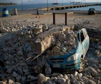 Residents, tourists in Greece sleep outside homes fearing earthquake; two critical