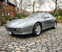 456M Is V12 Grand Touring Excellence In Elegantly Understated Costume
