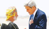 Kerry in Muscat to help ink $ 2.1 bn defense...