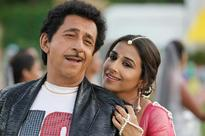 Nerve-Wracking To Work With Naseeruddin Shah: Vidya Balan