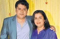 Brother-sister duo Farah and Sajid Khan wish their mom a Happy Mother's Day