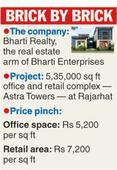 Bharti Realty city dream grows bigger