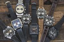 Half a Million Worth of Vintage Heuer Watches Soon Will Go to Auction