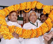Nitish formally appointed Janata Dal-United chief