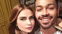 Hardik Pandya chooses Valentine's Day to make a huge revelation about his rumoured girlfriend
