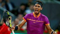 Nadal marches into second round of Rogers Cup