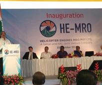 HAL-Safran JV opens MRO services unit for helicopter engines in Goa