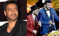 Is Ranveer Singh replacing Ajay Devgn???