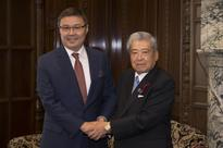 Japanese MP lauds historic meaning of closure of Semipalatinsk test site