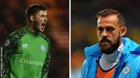 Sheffield Wednesday: Joe Wildsmith no. 2? Steven Fletcher no. 6?