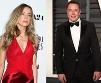 Is Amber Heard dating Tesla boss Elon Musk?