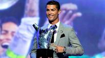 UEFA Player of the Year: Real Madrid's Cristiano Ronaldo beats Messi, Buffon to claim top honour