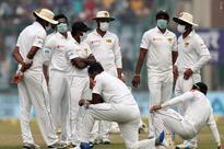 Virat Kohli forced to declare after smog affects Kotla Test