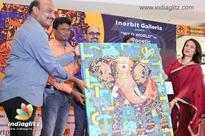 Amala Akkineni inaugurates Inorbit Galleria