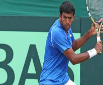 Bopanna, Cuevas knocked out from Madrid Masters