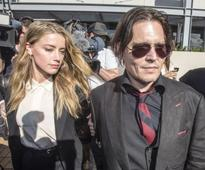 Amber Heard accuses estranged husband Johnny Depp of domestic violence: reports