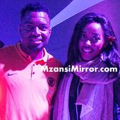 Itumeleng Khune And Girlfriend Sbahle Mpisane Come Out To Play