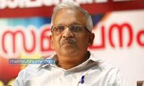 P Jayarajan asks party workers not to use his photos on flex boards