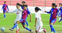 Indian Women's League ESU thrash Aizawl FC