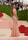 Red carpet royals! Jordan's Queen Rania and Crown Prince Hussein dazzle at New York's Met Ball