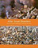 Report Offers Guidance on Disaster Recovery, Rebuilding for Resilience