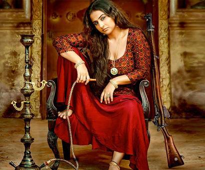 What Vidya Balan has in common with Shabana Azmi!