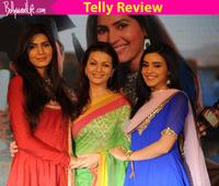 Ek Shringaar Swabhimaan Review: The show is engaging and fast-paced keeping you hooked to the screen