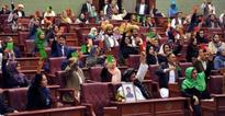 Wolesi Jirga Approves Draft Budget for 2017