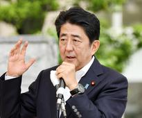Upper house majority seen within reach for Japan's ruling party