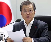 South Korea demands apology from China after journalist covering President Moon Jae
