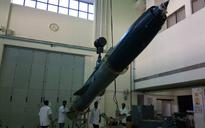 A view from the BrahMos missile factory