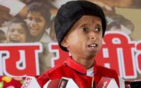 Bhopal: Boy suffering from progeria made chairman of MP Child Commission for a day