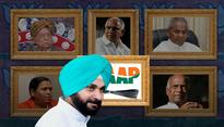 History stands against Sidhu. These 6 leaders left BJP only to fail