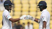 India v/s Sri Lanka | 2nd Test, Day 1: Dinesh Chandimal fights as visitors reach 151/4 at Tea