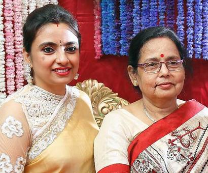 Mom and me: 'I am what I am because of you'