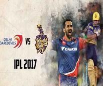 IPL-10: Delhi elect to bat vs KKR
