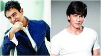 Aamir-SRK together: Actors share stage for Zee event