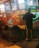 Mumbai: 23 out of 27 BEST depots use drinking water to wash buses