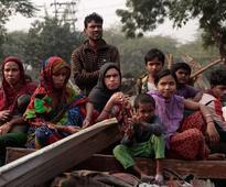 In pics: Homes bulldozed, slum-dwellers face bleak winter in Delhis Mehrauli