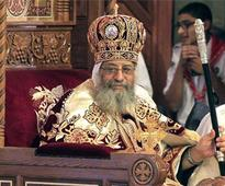 Egyptian Coptic Pope declares Cairo's Virgin Mary Church 3rd papal headquarters