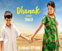SRK was touched by the trailer of upcoming film Dhanak